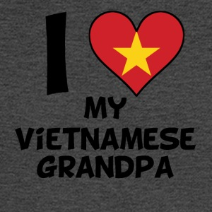 I Heart My Vietnamese Grandpa - Men's Long Sleeve T-Shirt