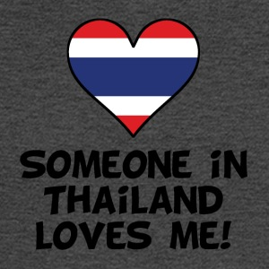 Someone In Thailand Loves Me - Men's Long Sleeve T-Shirt