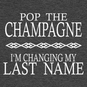 POP THE CHAMPAGNE STAG NIGHT HEN NIGHT - Men's Long Sleeve T-Shirt