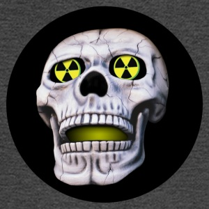 nuclear skull - Men's Long Sleeve T-Shirt