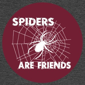 spiders are friends - Men's Long Sleeve T-Shirt