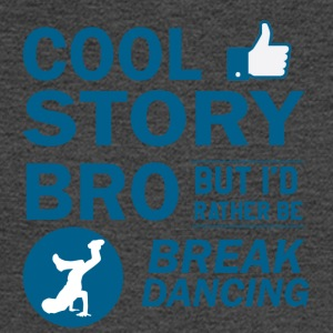 Cool break dancing designs - Men's Long Sleeve T-Shirt