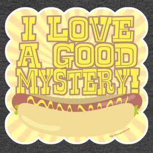 I Love A Good Mystery - Men's Long Sleeve T-Shirt