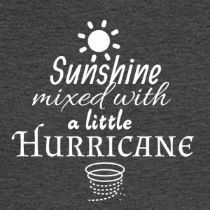 Sunshine mixed with a little Hurricane - Men's Long Sleeve T-Shirt