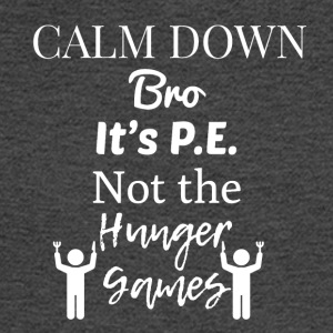 Calm down Bro - Men's Long Sleeve T-Shirt