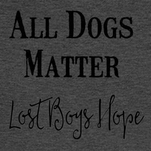 all dogs - Men's Long Sleeve T-Shirt