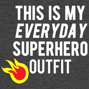 Everyday Superhero Outfit - Men's Long Sleeve T-Shirt