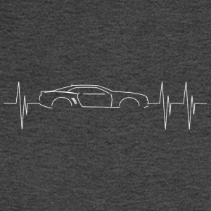 5th Generation Camaro Heartbeat - Men's Long Sleeve T-Shirt