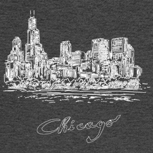 Chicago City - United States - Men's Long Sleeve T-Shirt