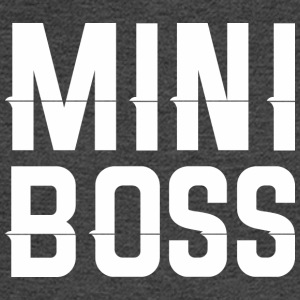 Mini Boss - Men's Long Sleeve T-Shirt