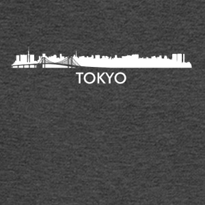 Tokyo Japan Skyline - Men's Long Sleeve T-Shirt