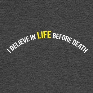 LifeBeforeDeath - Men's Long Sleeve T-Shirt