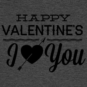 happy_valentine-s_I_love_you - Men's Long Sleeve T-Shirt