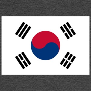 Flag of South Korea - Men's Long Sleeve T-Shirt