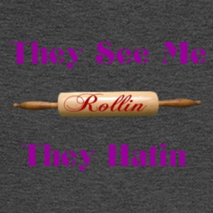 they see me rolling - Men's Long Sleeve T-Shirt