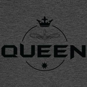 Queen black 2 - Men's Long Sleeve T-Shirt