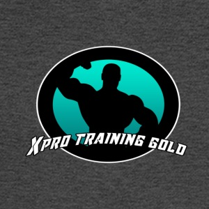 XPRO TRAINING GOLD - Men's Long Sleeve T-Shirt