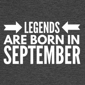 Legends Born September - Men's Long Sleeve T-Shirt