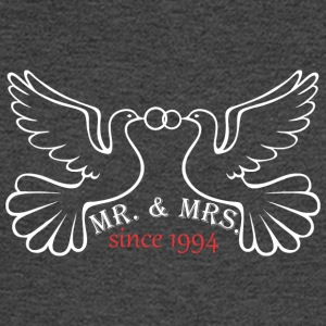 Mr And Mrs Since 1994 Married Marriage Engagement - Men's Long Sleeve T-Shirt