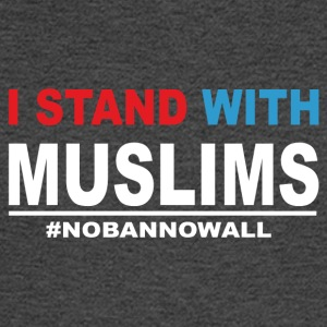 I Stand With Muslims - Men's Long Sleeve T-Shirt