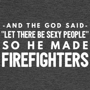 Firefighters - Men's Long Sleeve T-Shirt