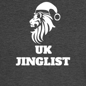 UK Jinglist - Men's Long Sleeve T-Shirt
