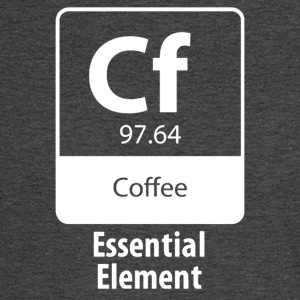 Coffee Essential Element - Men's Long Sleeve T-Shirt
