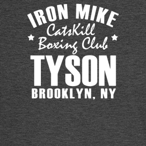 Iron Mike Tyson Catskill Boxing Club - Men's Long Sleeve T-Shirt