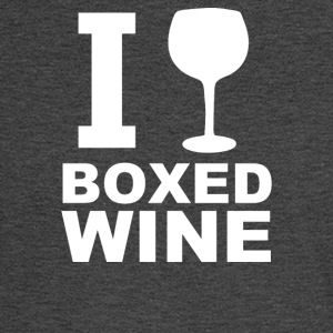 I Drink Boxed Wine - Men's Long Sleeve T-Shirt