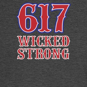 617 Wicked strong - Men's Long Sleeve T-Shirt