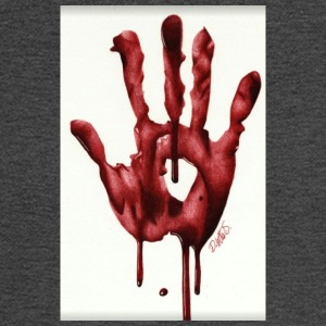 Bloody Hand - Men's Long Sleeve T-Shirt
