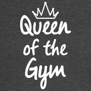 Queen of the Gym - Men's Long Sleeve T-Shirt