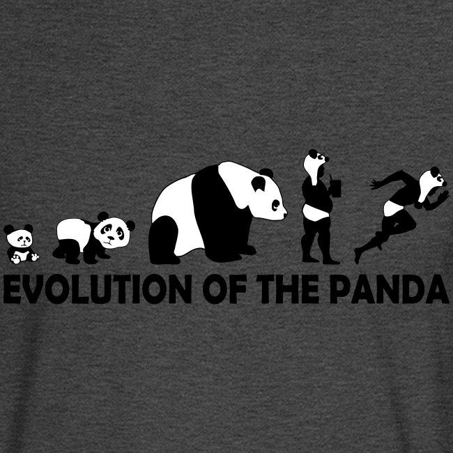 EVOLUTION OF THE PANDA - Mud Runner