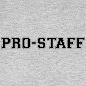 Pro Staff Wordmark - Men's Long Sleeve T-Shirt