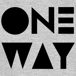 One way - Men's Long Sleeve T-Shirt