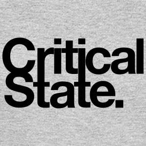 Critical State Merchandise - Men's Long Sleeve T-Shirt