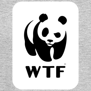 WWF parody logo - Men's Long Sleeve T-Shirt