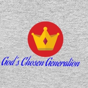 God's Chosen Generation - Men's Long Sleeve T-Shirt