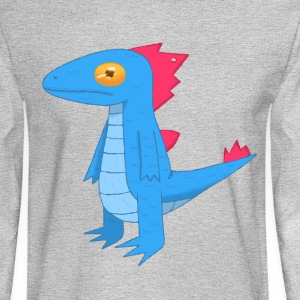 Blue Lizard - Men's Long Sleeve T-Shirt