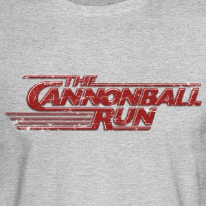 The Cannonball Run - Men's Long Sleeve T-Shirt