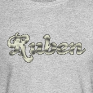 Ruben Tribal Gears - Men's Long Sleeve T-Shirt