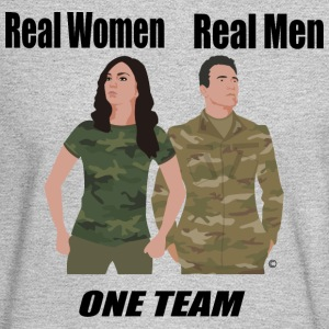 One Team: Army - Men's Long Sleeve T-Shirt