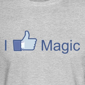 I Like Magic - Men's Long Sleeve T-Shirt