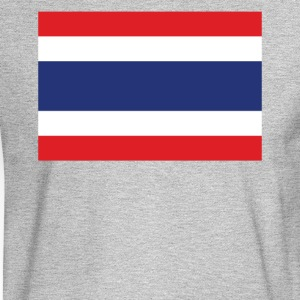 Flag of Thailand Cool Thai Flag - Men's Long Sleeve T-Shirt