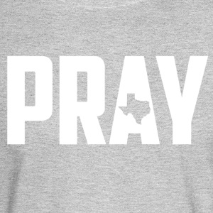 Pray For Texas - Men's Long Sleeve T-Shirt