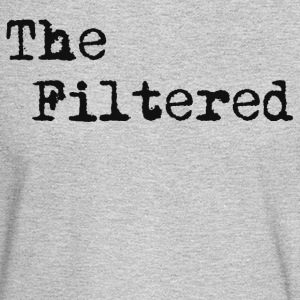 TheFilteredPlain - Men's Long Sleeve T-Shirt