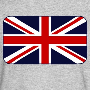 Union Jack Flag of the UK - Men's Long Sleeve T-Shirt
