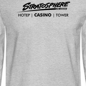 Stratosphere Las Vegas - Men's Long Sleeve T-Shirt