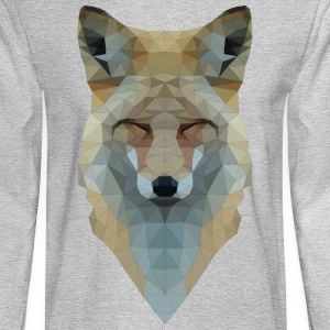 Zen Fox - Men's Long Sleeve T-Shirt