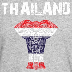 Nation-Design Thailand Elephant - Men's Long Sleeve T-Shirt